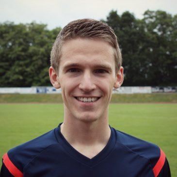Fabian Mohr in die Rheinlandliga aufgestiegen