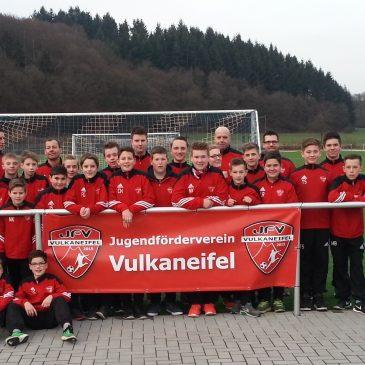 Förderung der Jugendarbeit: JFV Vulkaneifel erhält Unterstützung