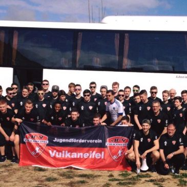 JSG Vulkaneifel präsentiert sich bei der 27. Trofeo Mediterráneo in Bestform