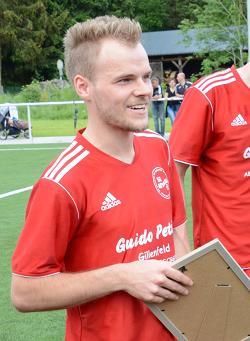 Marcel Vogel wechselt nach Ettringen