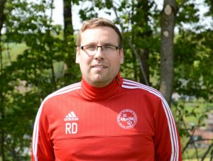 Teamleiter Rene Diederichs - Foto: D. Willems