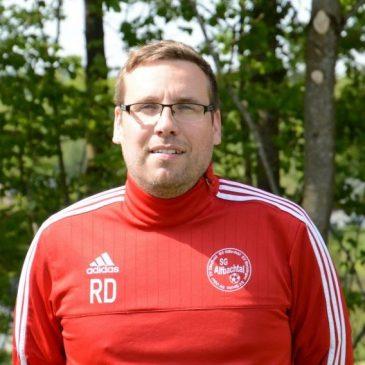 Sportlicher Leiter verlässt SG-Alfbachtal – Auch ein Abgang steht fest