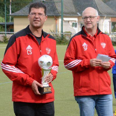 Christian Schildgen (li.) und Stefan Feiten
