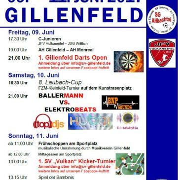 Sportfest in Gillenfeld